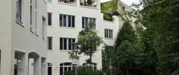 Wohnhöfe im Tal in München