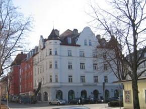 Ansicht Kurfürstenplatz