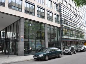 Ausschnitt Hauptfassade