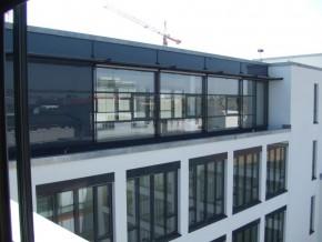 Fassade Dachgeschoss
