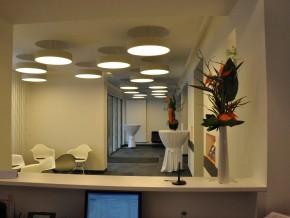 Foyer-Bereich Neu