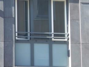 Hohenzollernstraße 9 in München, Fassadendetail