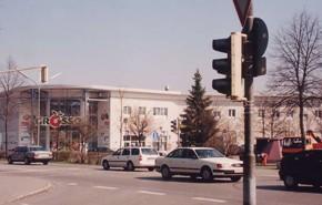 Großmarkt in Oberschleißheim, Gesamtanlage