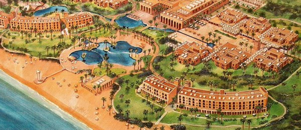 Jebel Ali Hotel in Dubai