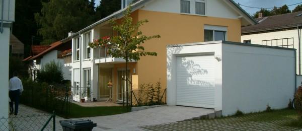 Zugspitzstraße in Starnberg