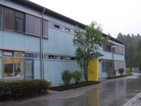 Kläranlage BA II in Starnberg, Hauptansicht