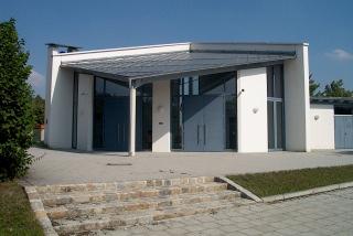 friedhof in oberding architekturb ro paeschke. Black Bedroom Furniture Sets. Home Design Ideas