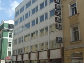 Hohenzollernstraße 9 in München, Hauptfassade Altbau