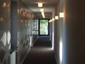 Hohenzollernstraße 9 in München, Hotelflur