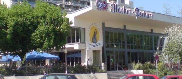 Schwanthalerhöhe in München