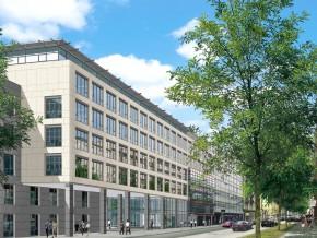Karlstraße in München, Hauptfassade