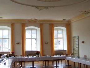 Speisezimmer im Kloster