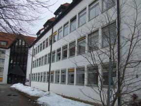 Unterrichträume Internat