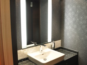 Westin Grand Hotel München, WC-Bereiche