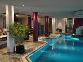 Westin Grand Hotel München, Wellnessbereich
