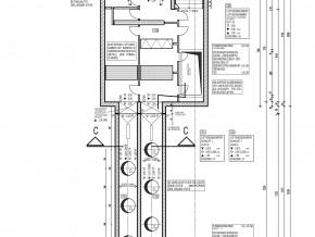 Neubau Lüftungsbauwerk, Werkplan