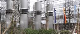 Neubau Lüftungsbauwerk in München